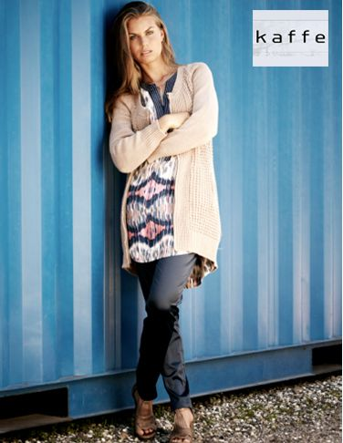 Kaffe Clothing Collection  2014