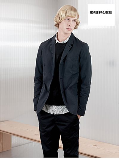 Norse Projects Collection Spring 2013