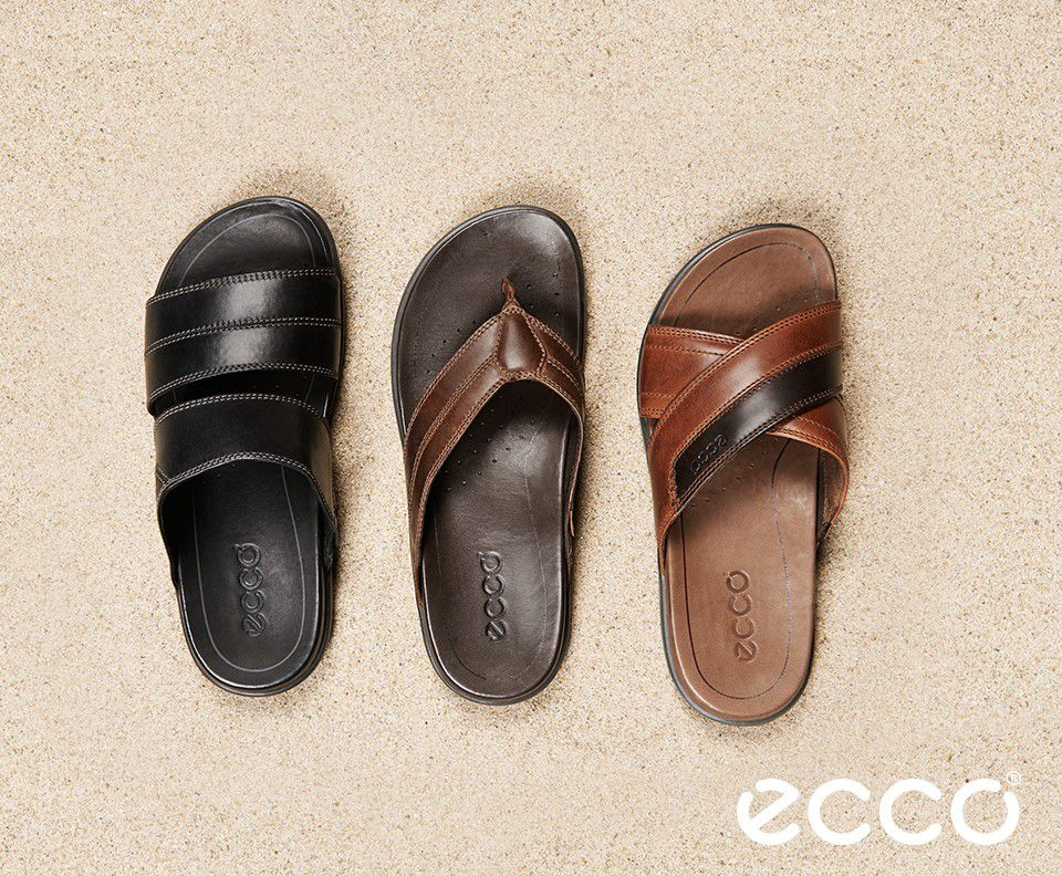 ECCO Shoes Collection Summer 2014