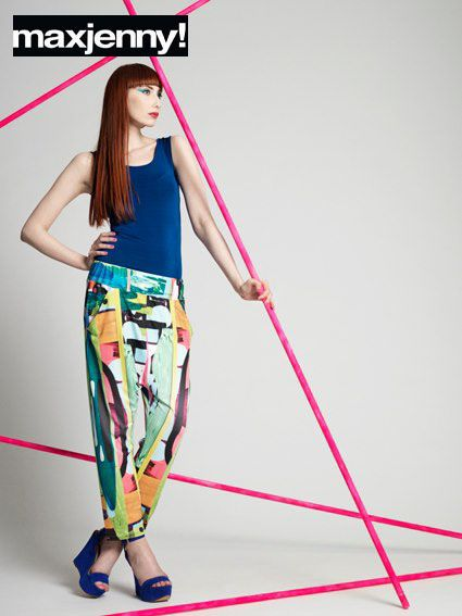 maxjenny! Collection Spring/Summer 2013