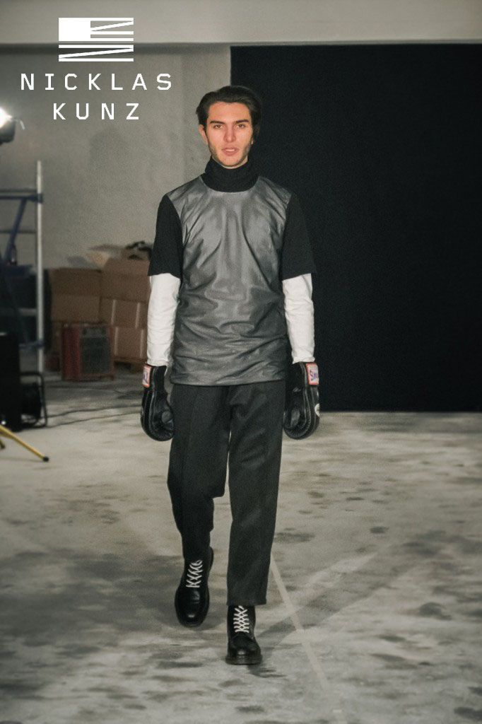 Nicklas Kunz Collection Fall/Winter 2014