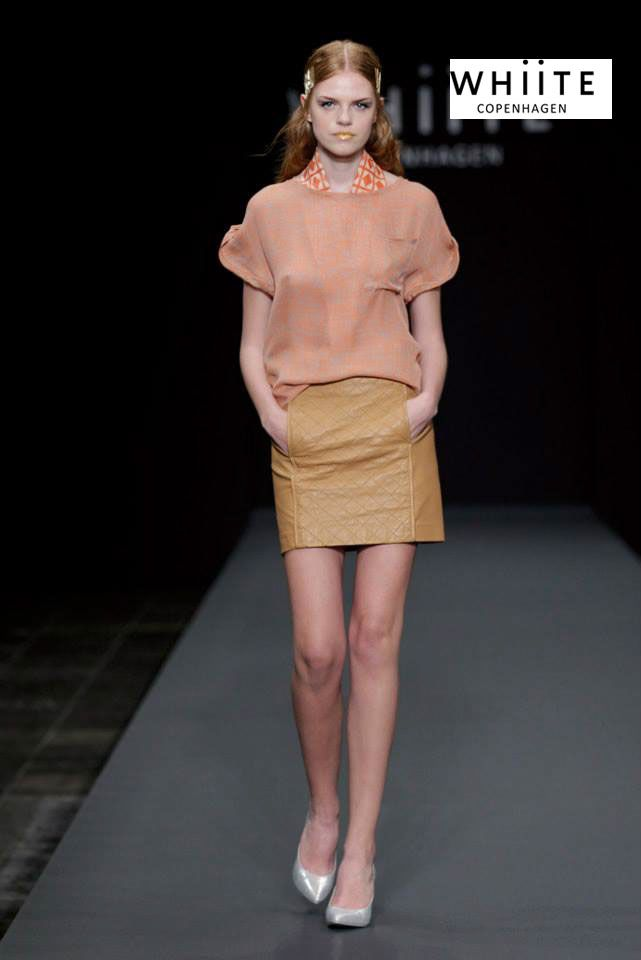 WHIITE Collection Spring/Summer 2014