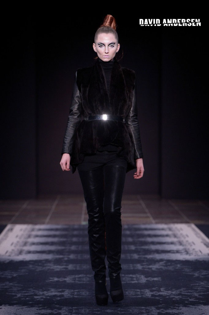David Andersen Collection Fall/Winter 2014