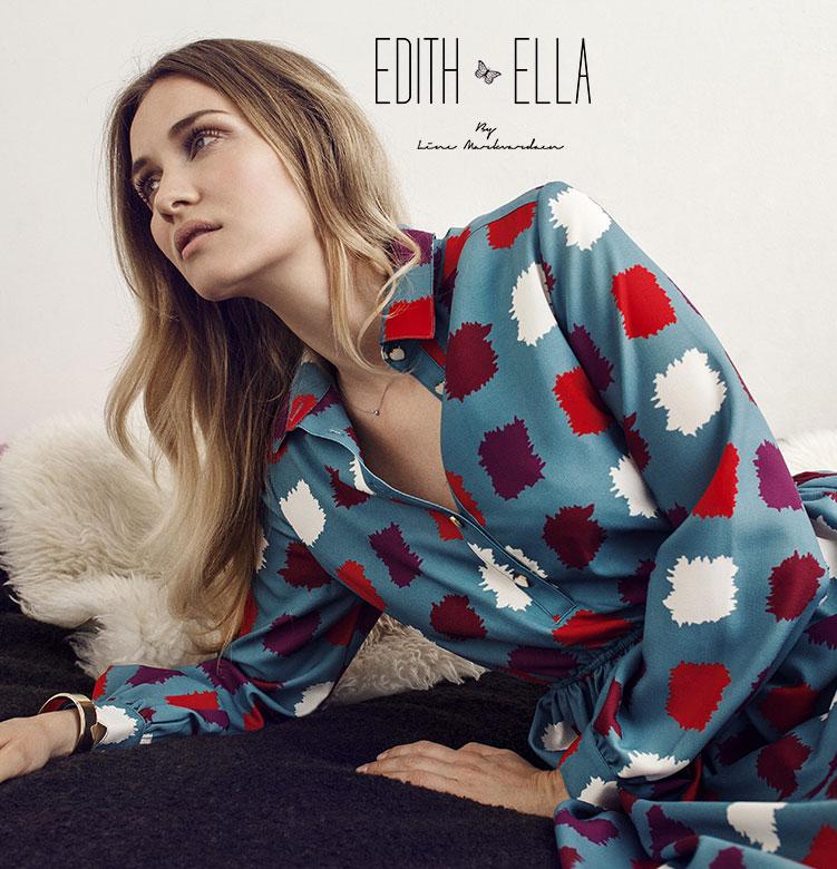 Edith & Ella Collection Fall/Winter 2014