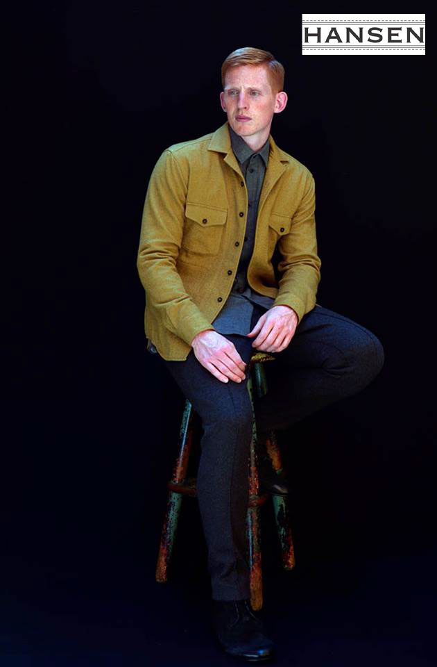 Hansen Garments Collection Fall/Winter 2014