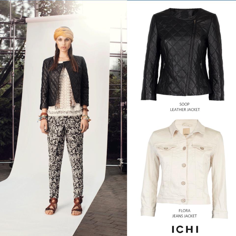 ICHI Collection Spring 2014