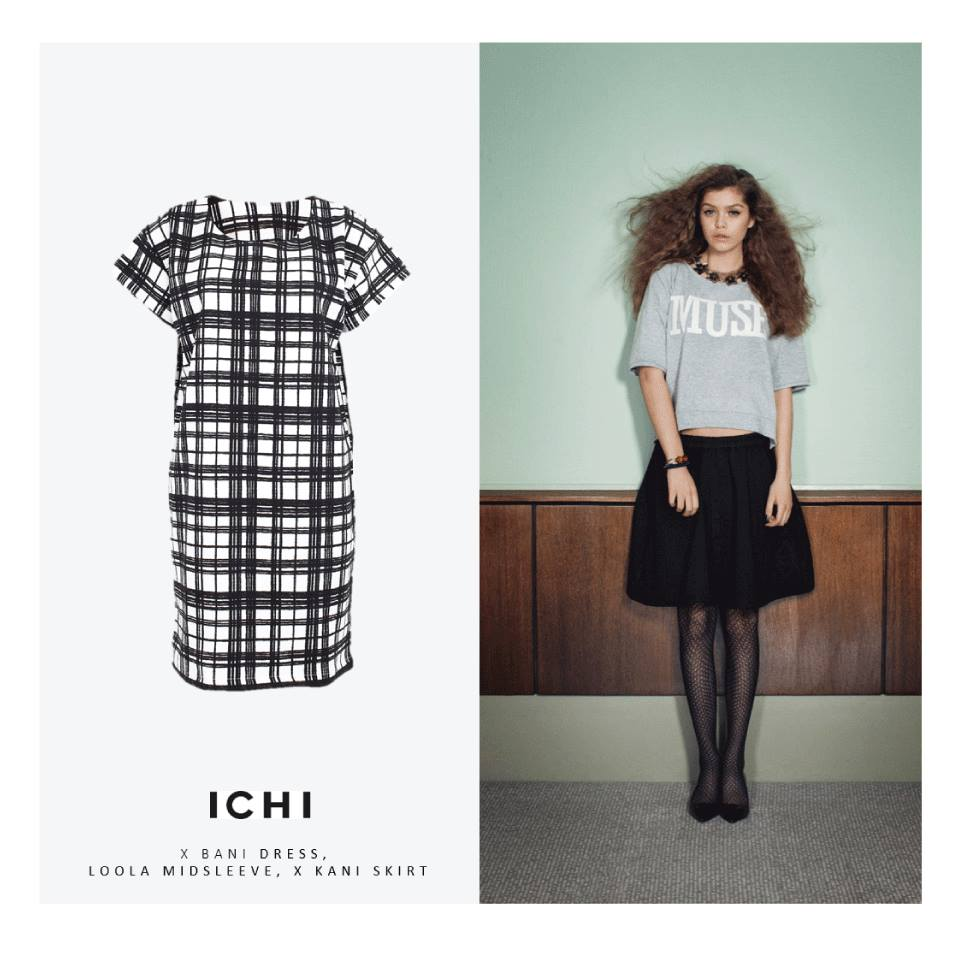 ICHI Collection Autumn 2014