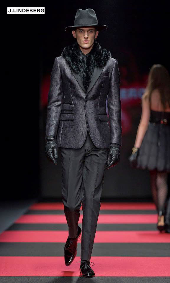 J Lindeberg Collection Fall/Winter 2014