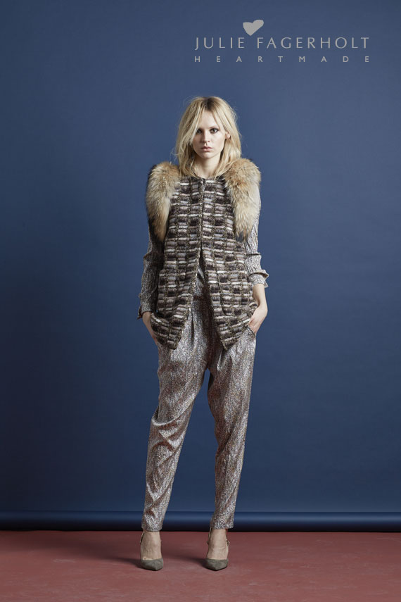Julie Fagerholt Heartmade Collection Fall/Winter 2014