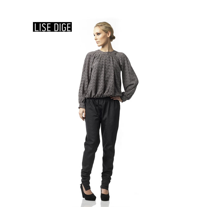 Lise Dige Collection Winter 2013