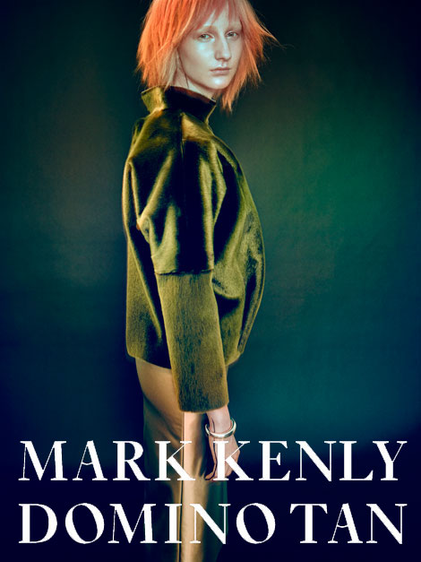 Mark Kenly  Collection Fall/Winter 2014