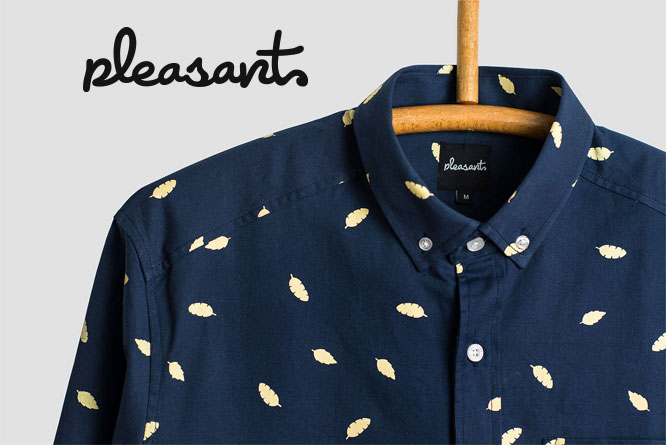 Pleasant Collection Fall/Winter 2014