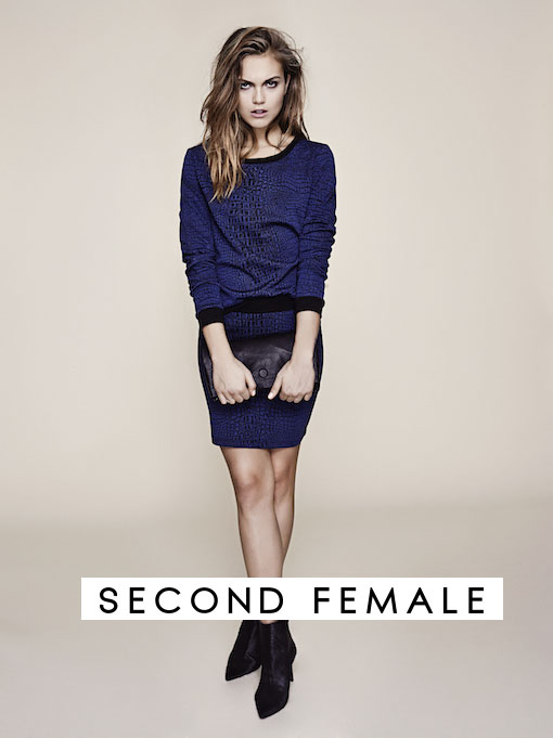 Second Female ApS Collection Fall/Winter 2014