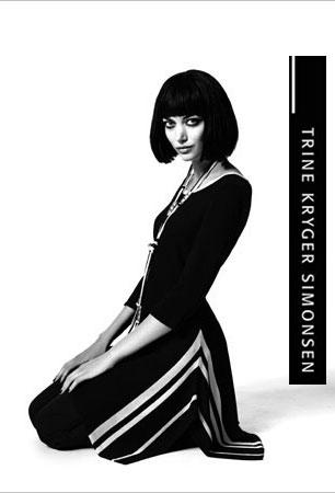 TRINE KRYGER SIMONSEN Collection Spring/Summer 2014