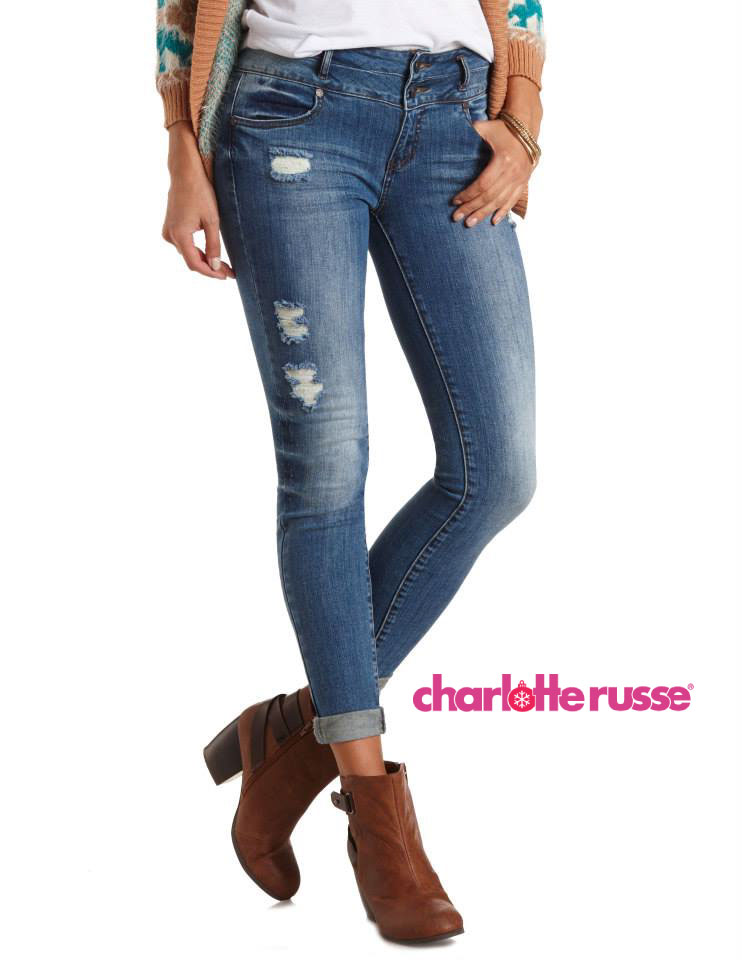 Charlotte Russe Collection Fall/Winter 2014
