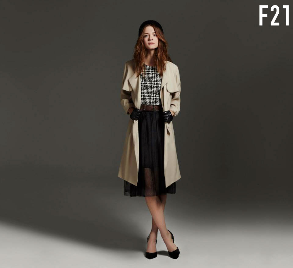 Forever 21 Collection Winter 2014
