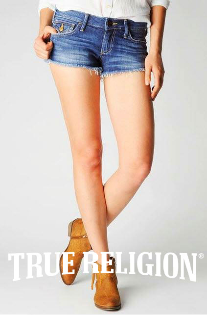 True Religion Brand Jeans Collection Spring/Summer 2014