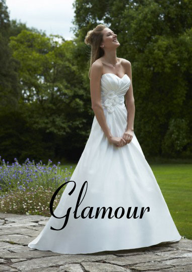 Glamour Brudekjoler Collection  2013