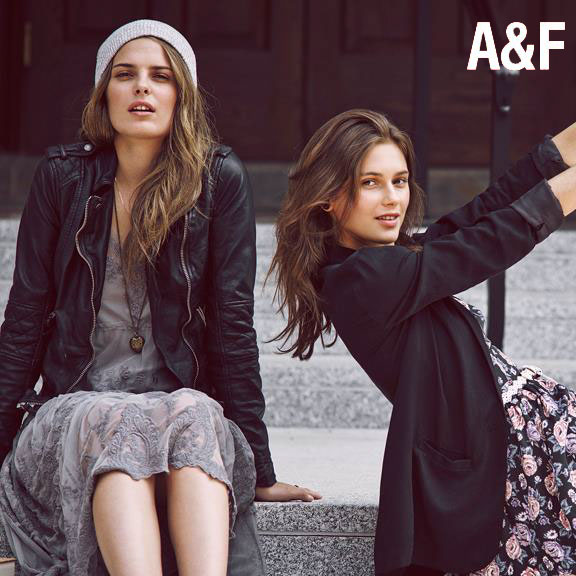 Abercrombie & Fitch Collection Autumn 2014