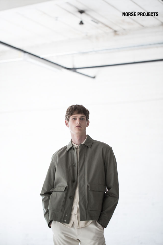 Norse Projects Collection Spring/Summer 2016