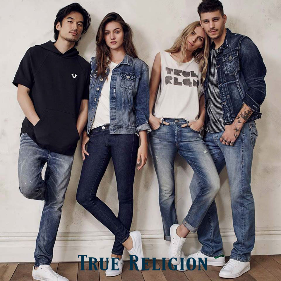 True Religion Brand Jeans Collection  2016