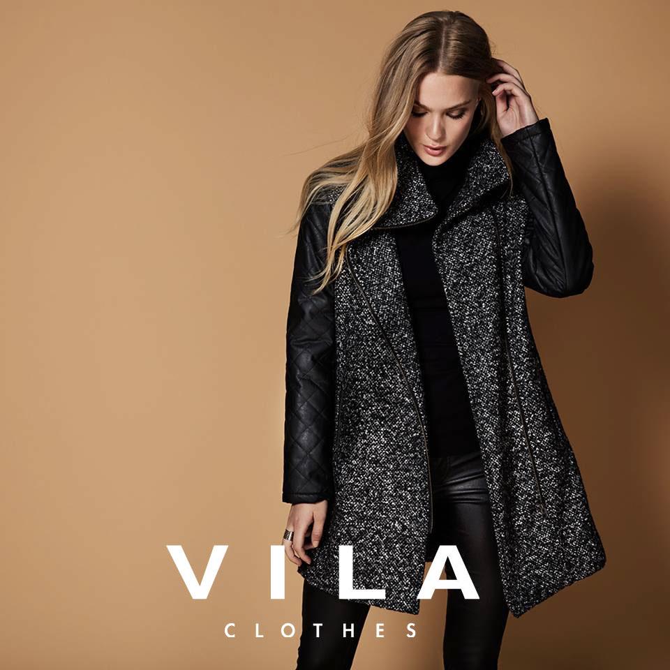 VILA Clothes Collection Autumn 2016