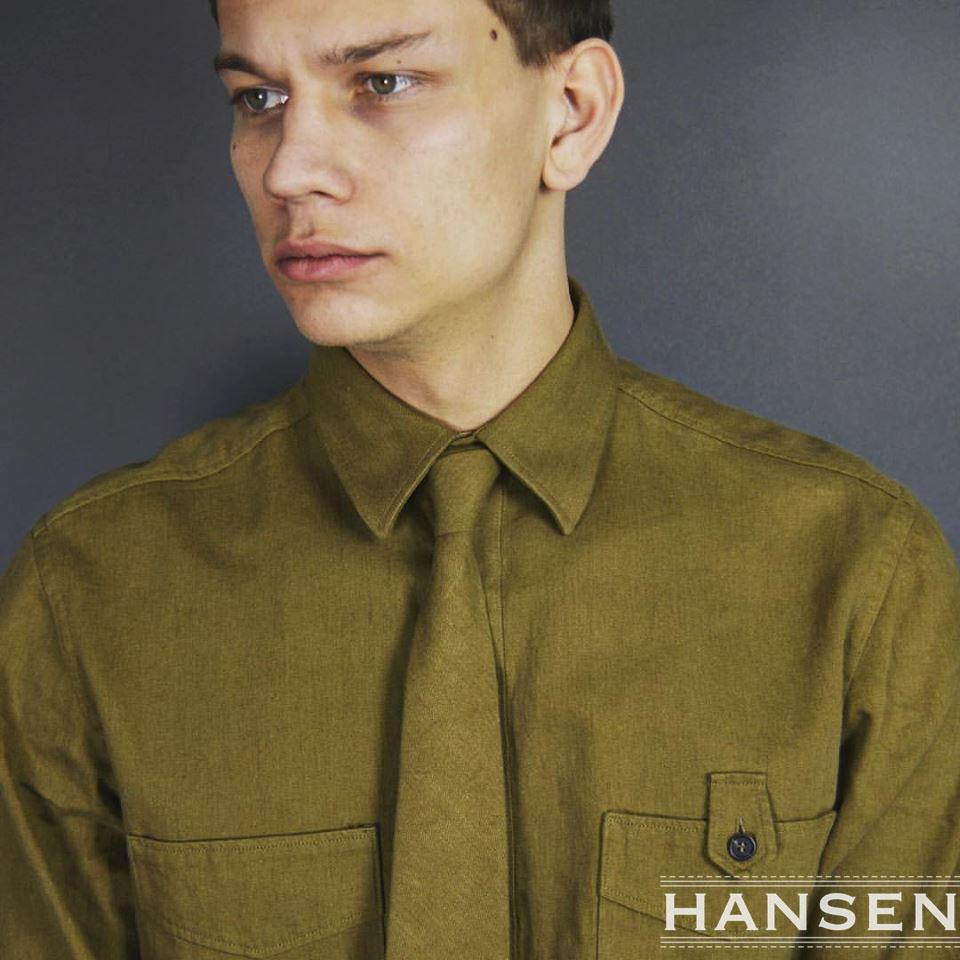 Hansen Garments Collection Fall/Winter 2016