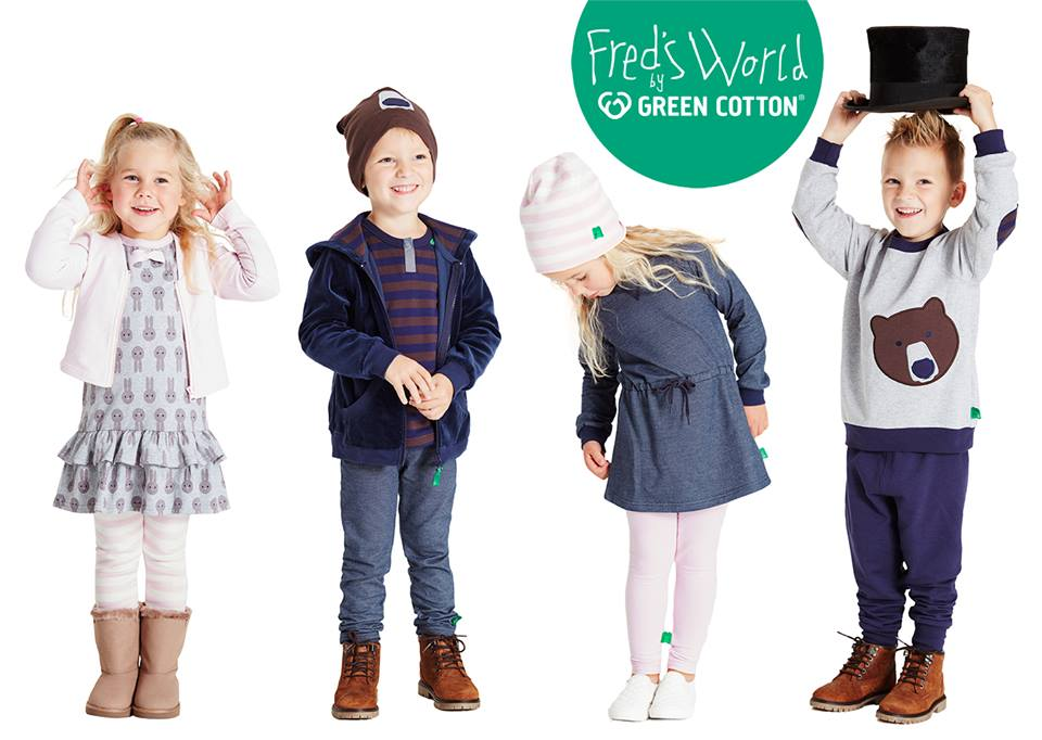 Fred's World Collection Autumn 2016
