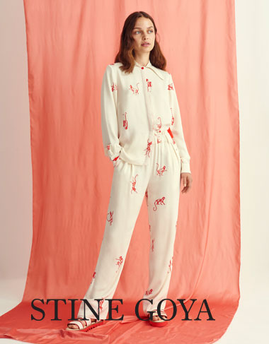 Stine Goya Collection Fall/Winter 2017
