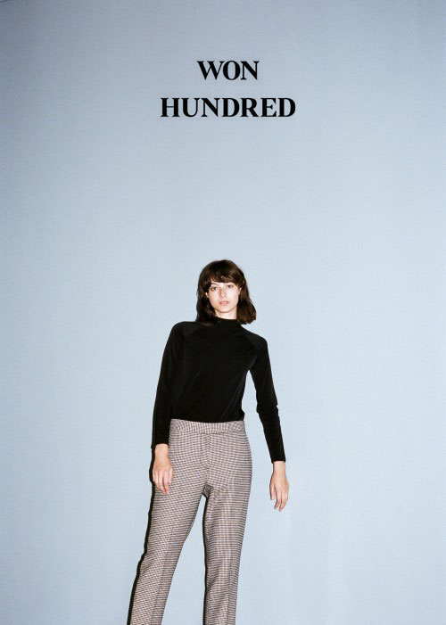 Won Hundered Collection Spring/Summer 2017