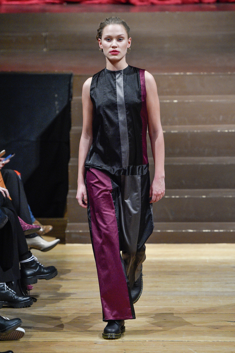 Elaine Hersby Collection Fall/Winter 2017