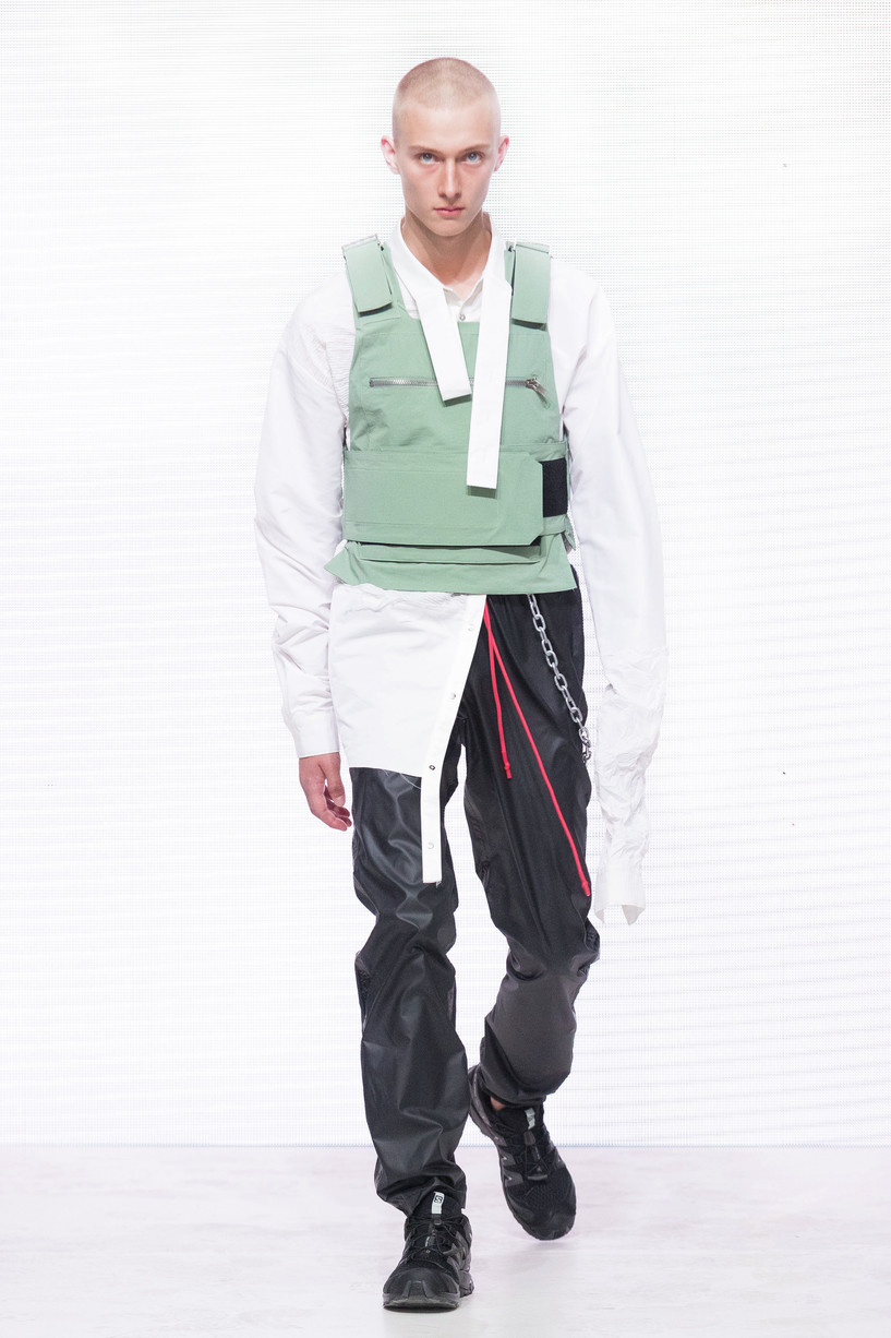 HELIOT EMIL Collection Spring/Summer 2018