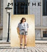 MUNTHE Коллекция Весна/Лето 2014