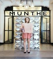MUNTHE Коллекция Осень/Зима 2014