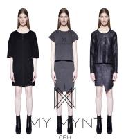 My Mynt ApS Коллекция Осень/Зима 2014