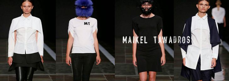 Maikel Tawadros Collection  Spring/Summer 2015