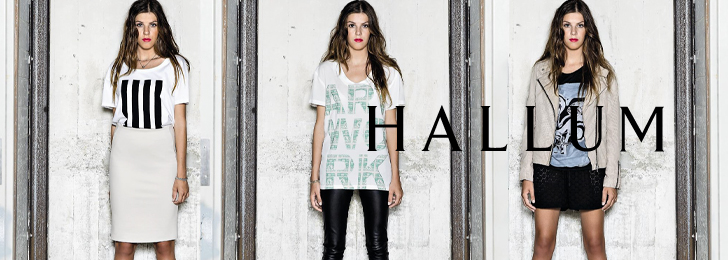 Hallum Collection  Spring/Summer 2014