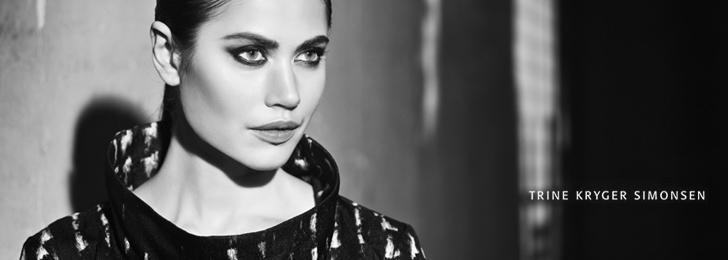 TRINE KRYGER SIMONSEN Коллекция Женская Mода  2017