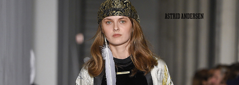 Astrid Andersen Collection  Fall/Winter 2017