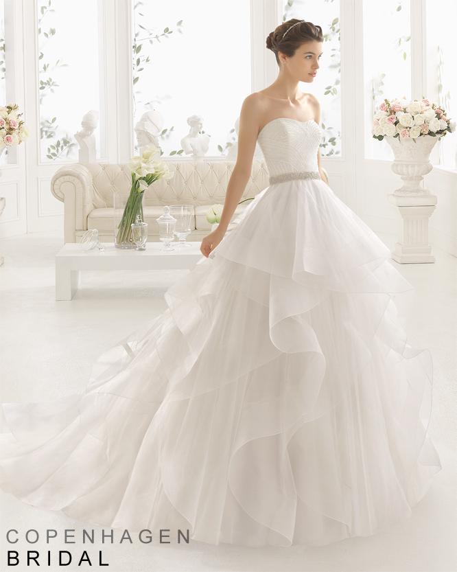 Afholte Danish Bridal Dresses - Danish Fashion.info HT-65
