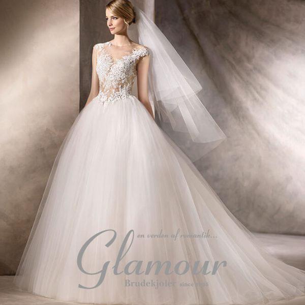 Moderne Danish Bridal Dresses - Danish Fashion.info JH-18